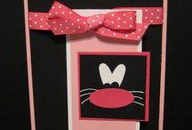Paper/Card Crafts / by Jennifer Houston