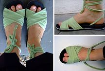 Things to Make_Sandals / by Vicki Hall