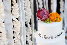 Wedding Cakes / by Blossom Blue Photography