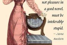 ~ ~ Jane Austen ~ ~ / by christine mcdaniel