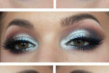 Make up.  / by Kayla Wethington