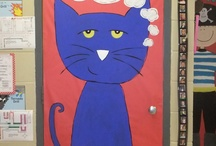 Pete the Cat!! / by Fatima Escamilla-De Leon