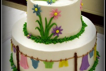 Baby Shower Cakes / by Judy Hogan