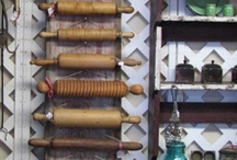Collections, Rolling Pins / by Benita Wykert
