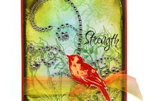 Available at Michaels Stores / Stampendous Products and Projects available at Michael's Stores. / by Stampendous Stamps