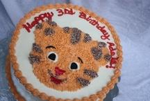 Daniel tiger birthday / by Norma Ibarra-Palmer