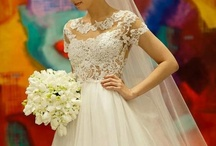 Wedding Dresses / by Liv