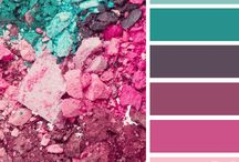 Color Palettes / by Barb Hungerford