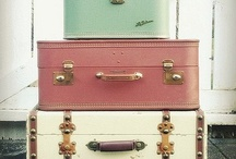 bags/ suitcases / by Kelsey O'Berry