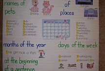 Anchor Charts / by Kristy Bowen