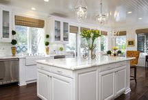 ideas for kitchen & bath / by Leeza Day