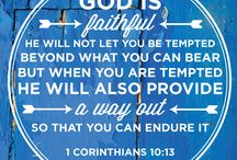My God is an awesome God / by Kourtney McDonald
