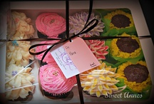 Cakes, Cupcakes, cookies, cake pops etc.. / by Ana Nelson