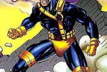 X-Men and Foes / by Francis Burnett Jr.