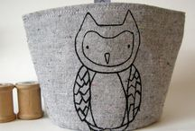 OWLS / by Joanna Hańca-Illa
