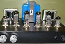 Tube Amps / Vacuum tube amplifiers / by OnlineCarStereo.com