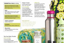 doTERRA / the many uses of doTERRA / by Erin Peterson