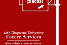 CSC on the Web / by Duquesne University Career Services