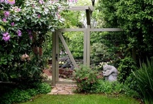 Secret Garden / Gardening ideas, and solutions for gardening / by Jessica Wamsley