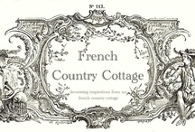 French Country Cottage / My favorite things from a great blog that I follow... and I love so much of what Courtney posts! Check her out at ~ frenchcountrycottage.blogspot.com / by Farmhouse Junk