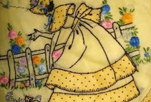 Embroidery ~ Misc. / by Linda Lundberg-Proft