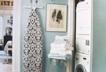 laundry rooms / by Debbie Gilhespy
