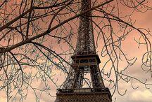 Paris / by Julie Hancocks