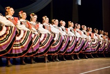 People Around The World/National Costumes  / I was a folk dancer and still love the beautiful costumes / by Debbie SB