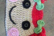crochet stuff! / by Britt