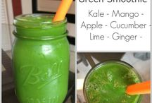Smoothies/ Healthy  / by Katie Johnson Cook