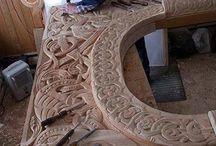 Woodcarvings / by Carimar Vargas