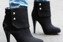 boots + bags = love. / crazy bag lady with an obsession for boots. / by jenna