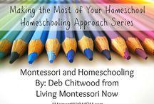 Homeschool / by Sarah M Schultz Designs