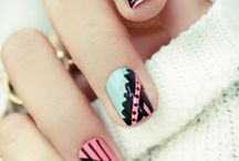 nail stuffs / by Michelle Mattison