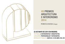 VII Premios de Arquitectura e Interiorismo / 7th Architecture and Interior Design (#2014Awards) / by Porcelanosa Grupo