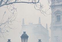 Foggy London / Semester abroad / by Alli Roe