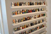 The World of Legos / by Jessica Huddleston