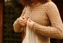 knitting / by Robin