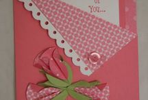 Thinking of You Cards / by Lisa Scholten