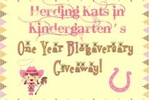 Giveaways / by Herding Kats In Kindergarten