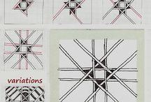 Art Zentangle V / by Sharon Salu