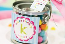 Kids Party Ideas / by Cindy Pacheco