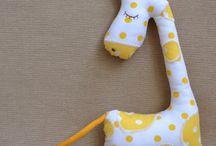 muñecos de tela / by gaguita mia
