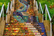 Urban Art - Worth looking at! / by AnaLorena Moreno Garay