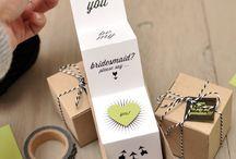 Mariage - Inspiration - les petits plus / Astuces ou petites idées liées aux mariage ! / by Liz-Ln Comdeuxfilles