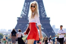 Paris style / by Anette Bergsten