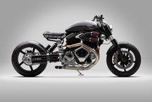 Motorcycle (Bike) / by Hitoshi Kitamura