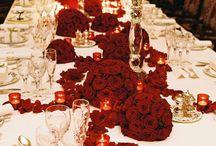 Red Wedding Ideas / by MODwedding
