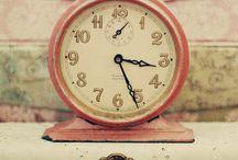 Clocks / by Sam