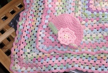 Crochet projects my friends have made / by Leslie Stahlhut